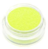 Yellow Farbglitter