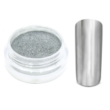 Mirror Chrome Powder Silver
