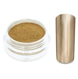 Mirror Chrome Powder Champagner