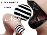 Black & White Colourgele
